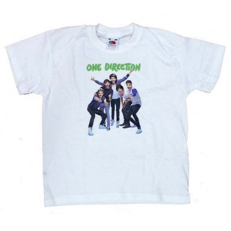 CAMISETA NIÑA ONE DIRECTION