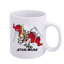 TAZA GENERAL GRIEVOUS STAR WARS