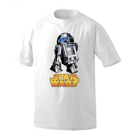 CAMISETA R2 D2 STAR WARS