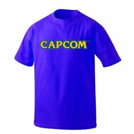 CAMISETA CAPCOM