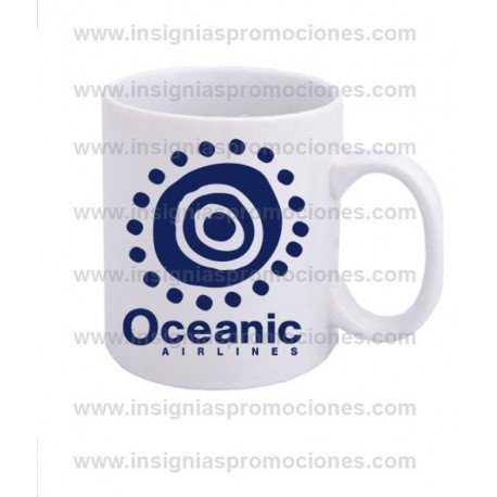 TAZA LOST OCEANIC AIRLINES