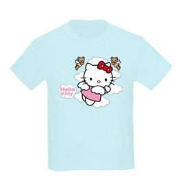 CAMISETA NIÑOS HELLO KITTY ANGEL