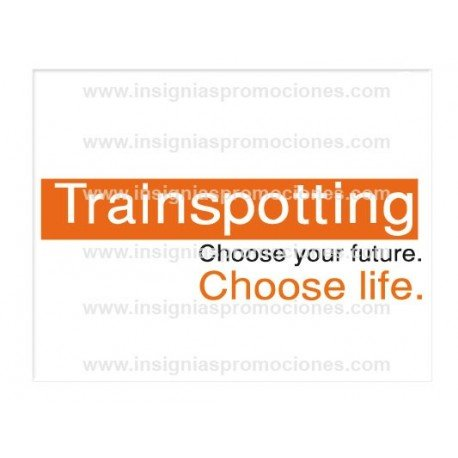 ADHESIVO TRAINSPOTTING