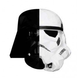 VINILO STAR WARS SPLITTING MASK