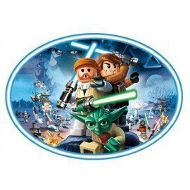 VINILO DECORATIVO LEGO STAR WARS