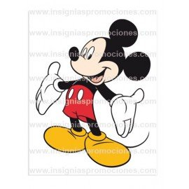 ADHESIVO MICKEY MOUSE