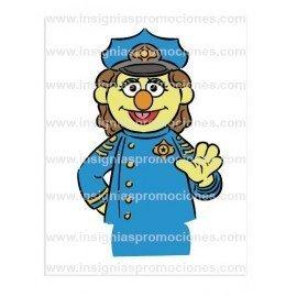 ADHESIVO BS POLICÍA