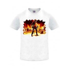 CAMISETA BATALLA INFERNAL