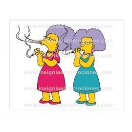 ADHESIVO PATTY Y SELMA