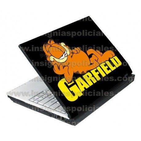 VINILO ORDENADOR PORTÁTIL GARFIELD