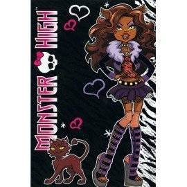 ADHESIVO MONSTER HIGH CLAWDEEN WOLF