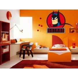 VINILO DECORATIVO PARED BATMAN