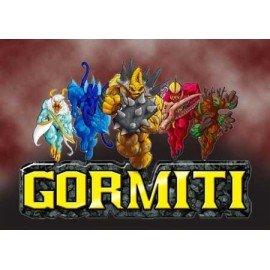 PÓSTER GORMITI