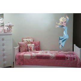 VINILO DECORATIVO ELSA FROZEN