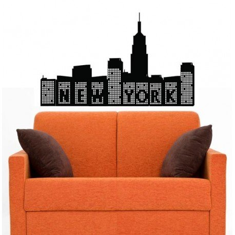 VINILO SKYLINE NEW YORK 2