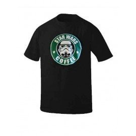 CAMISETA STAR WARS COFFEE