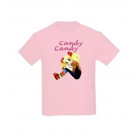 CAMISETA CANDY CANDY