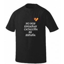 CAMISETA CATALUÑA ES ESPAÑA