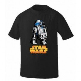 CAMISETA R2 D2 STAR WARS