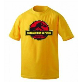 CAMISETA JURASIC DOG