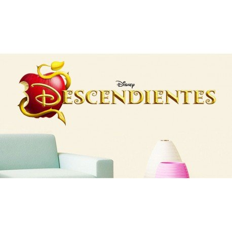 VINILO DECORATIVO DESCENDIENTES