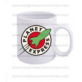 TAZA FUTURAMA PLANET EXPRESS