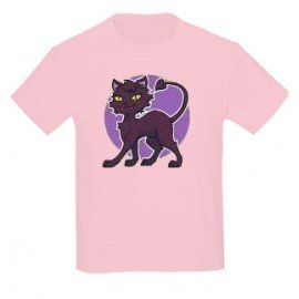 CAMISETA NIÑAS MASCOTA MONSTER HIGH CRESCENT