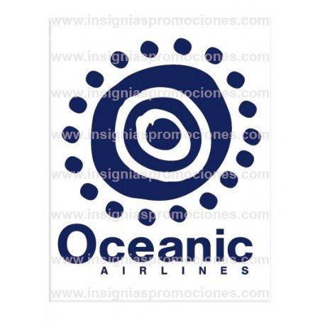 ADHESIVO LOST OCEANIC