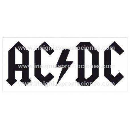 ADHESIVO AC DC