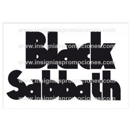 ADHESIVO BLACK SABBATH