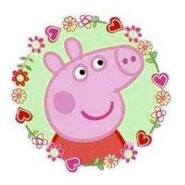 VINILO PEPPA PIG CIRCULO