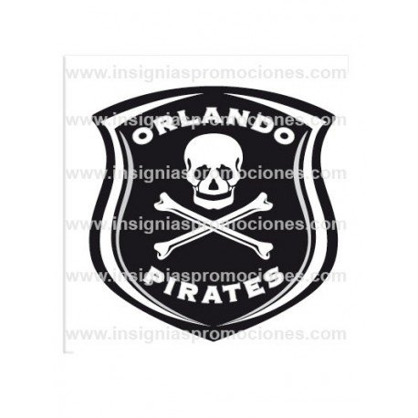ADHESIVO ORLANDO PIRATES