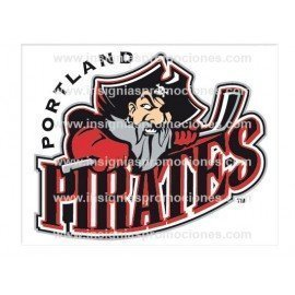 ADHESIVO PORTLAND PIRATES