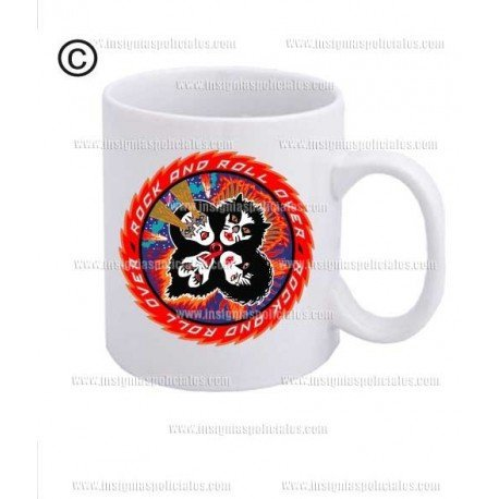 TAZA KISS ROCK