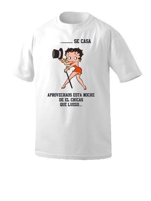 Camiseta Betty Chicos