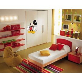 VINILO DECORATIVO PARED MICKEY MOUSE