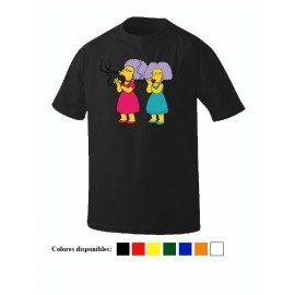 CAMISETA PATTY Y SELMA