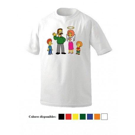 CAMISETA FAMILIA FLANDERS