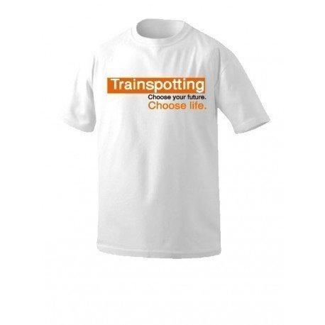 CAMISETA TRAINSPOTTING