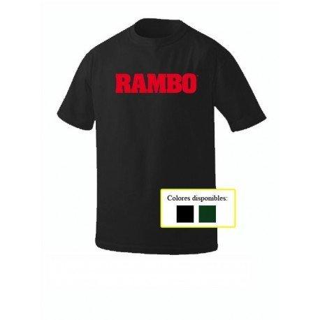 CAMISETA RAMBO