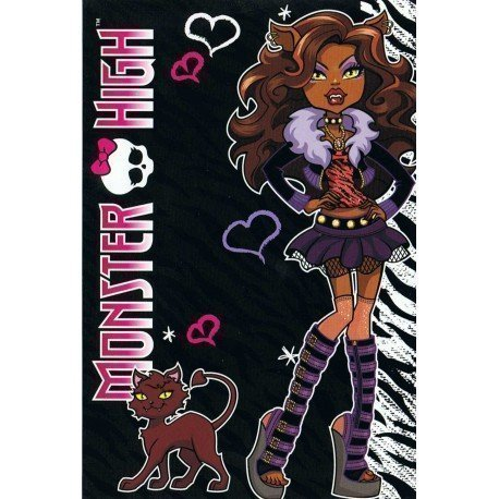 ADHESIVO MONSTER HIGH CLEO DE NILE