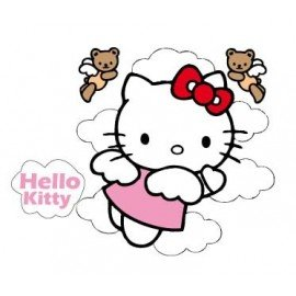 ADHESIVO HELLO KITTY ANGEL