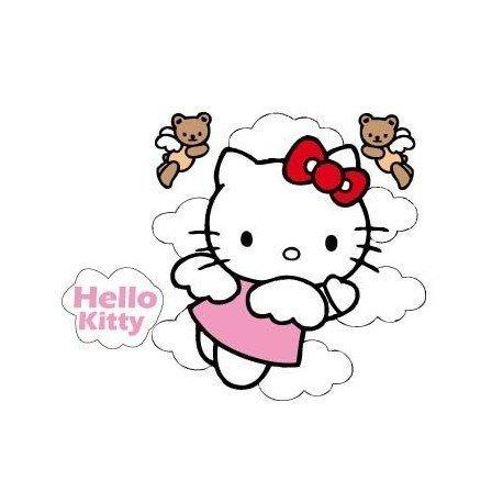 ADHESIVO HELLO KITTY ANGEL