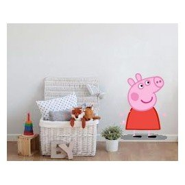 VINILO DECORATIVO PEPPA PIG