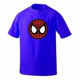 CAMISETA SPIDER-MAN AZUL